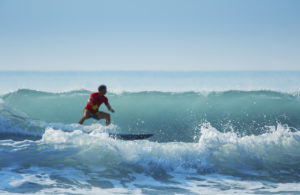 surfing and water sport information on costa rica vacations
