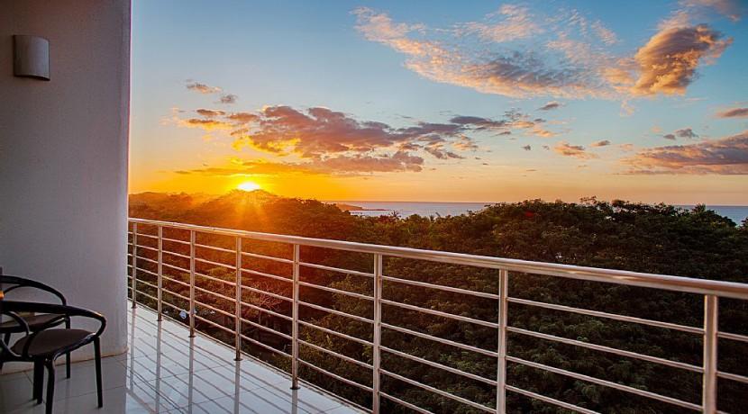 ocean view rentals in costa rica
