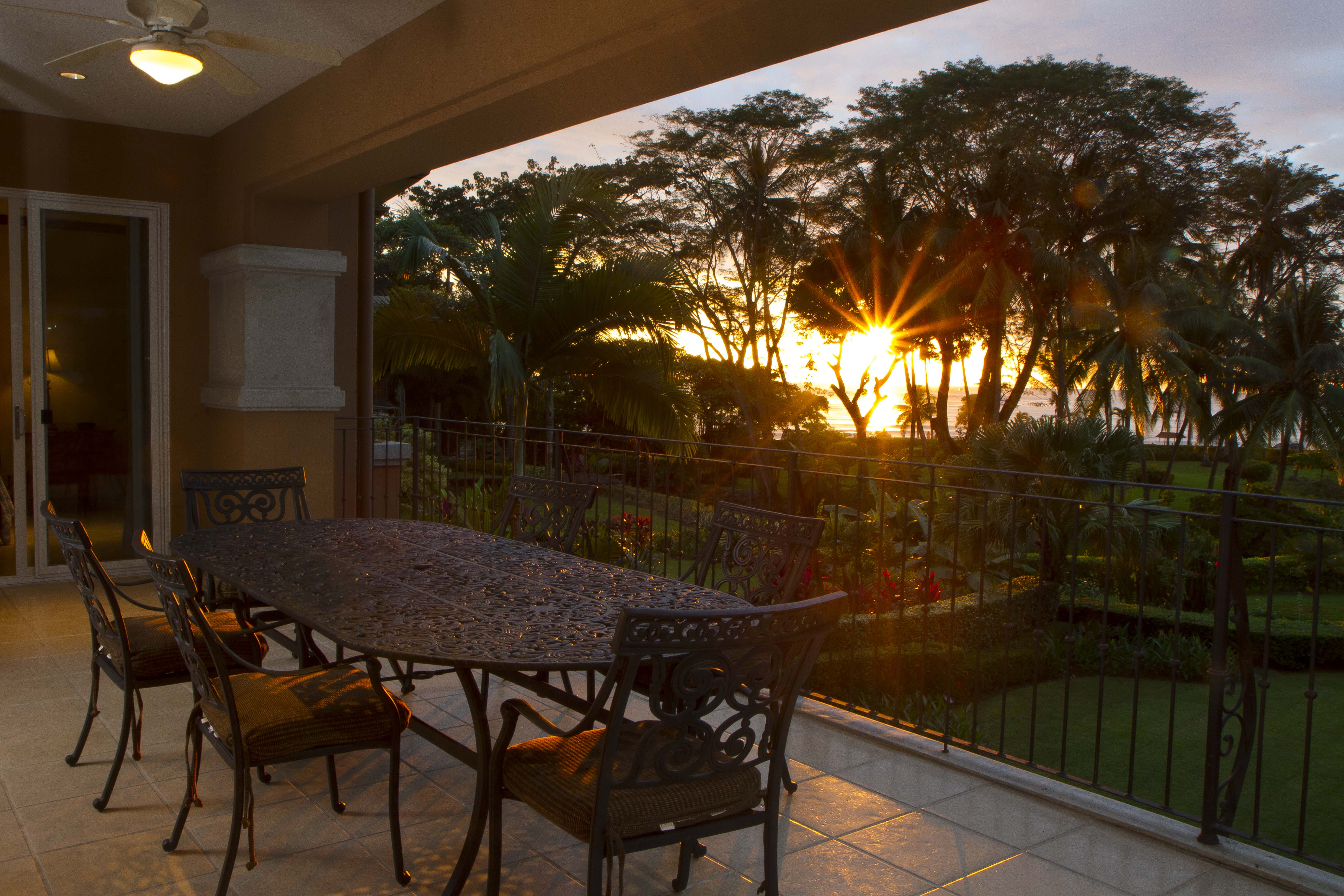 bay residence condo for rent in costa rica