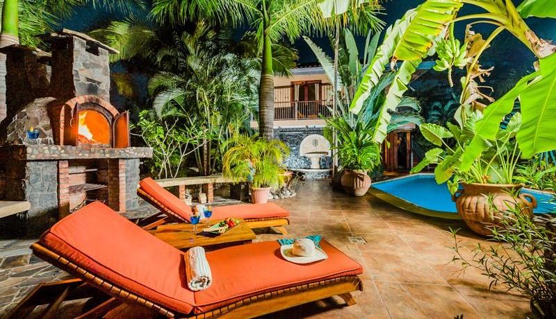 Casa vista verde exclusive hacienda pinilla home for Vacation home rentals in costa rica
