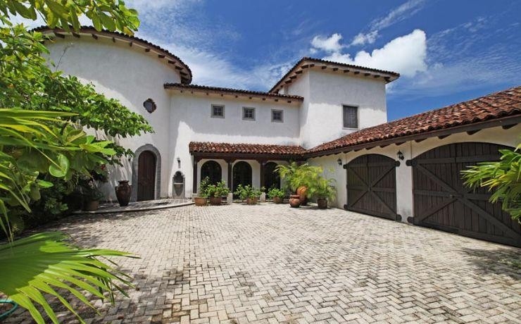 Casa rancho luxury estate in hacienda pinilla palms for Luxury rentals in costa rica