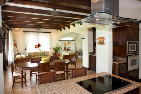 Luxury vacation rental in Hacienda Pinilla