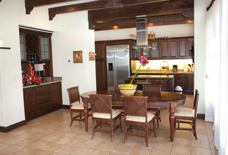 Beautiful vacation home for rent in Hacienda Pinilla