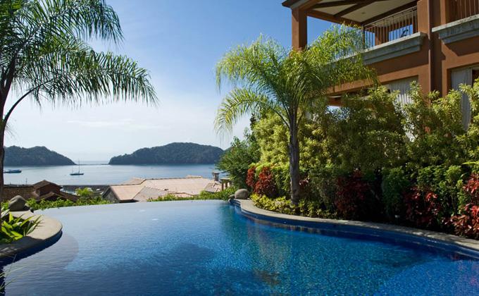 Marbella oceanview condo in los suenos resort palms for Costa rica vacations rentals