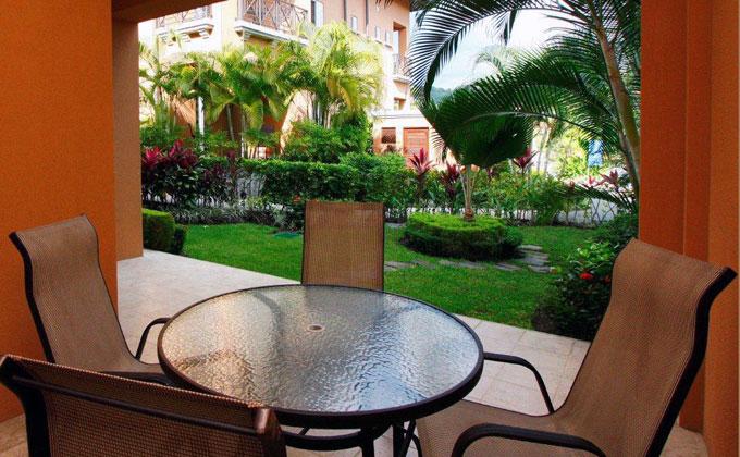Veranda condo for rent in Los Suenos Costa Rica