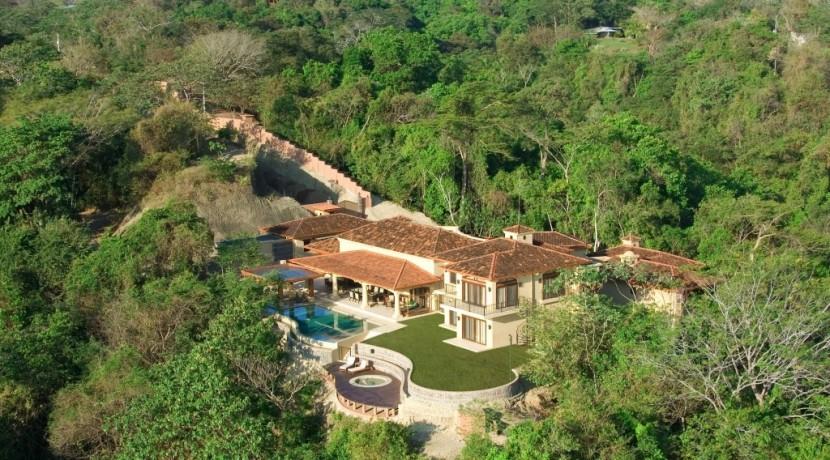 oceanfront luxury estate for rent in costa rica