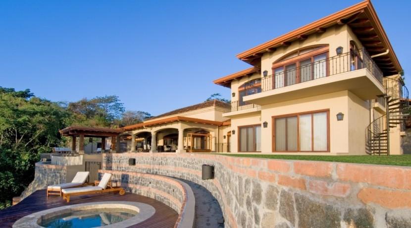 luxury estate for rent in costa ricav