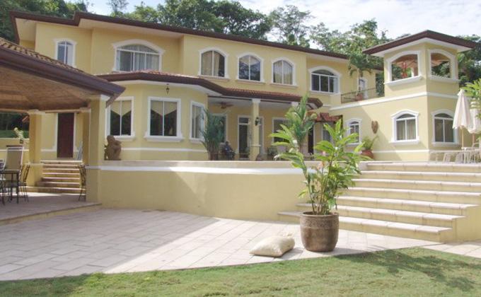 Eco Golf home for rent in Los Suenos Costa Rica