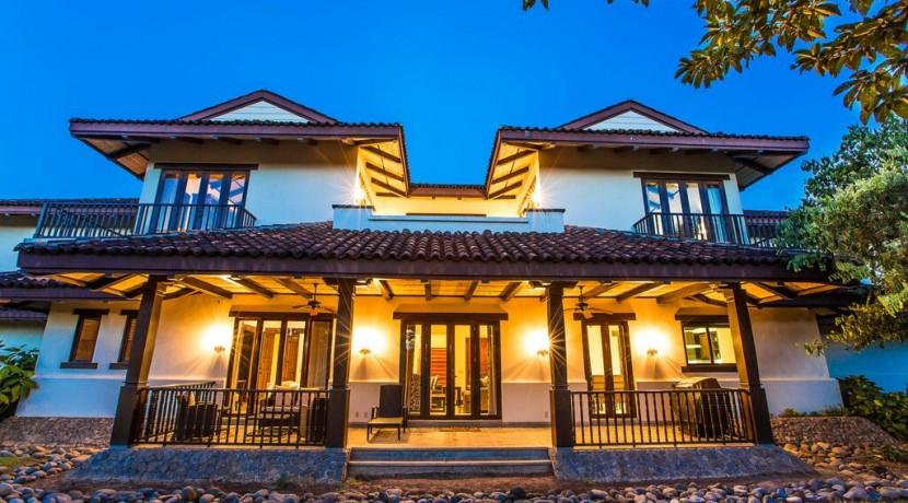 Villa for rent in Hacienda Pinilla costa Rica