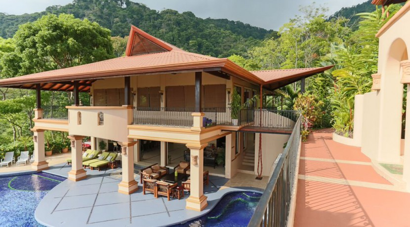 Luxury Costa Rican Estate for Rent