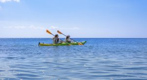 KAYAKING IN COSTA RICA DURING VACATION