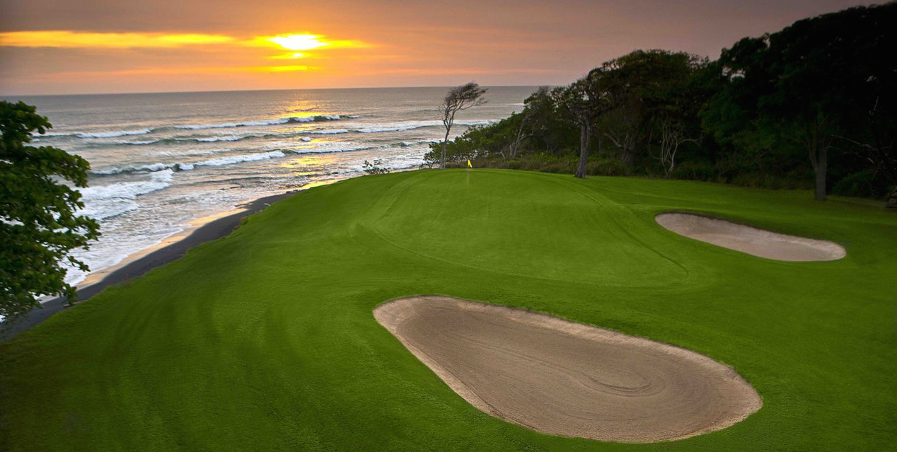 golf courses in costa rica
