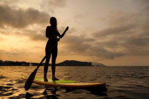 Stand Up Paddle Board. SUP.