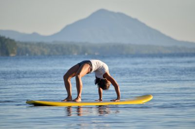 Costa Rican vacation rental activities yoga