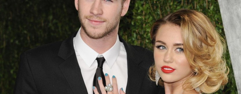 Miley Cyrus & Fiance Liam Hemsworth travel to Costa Rica