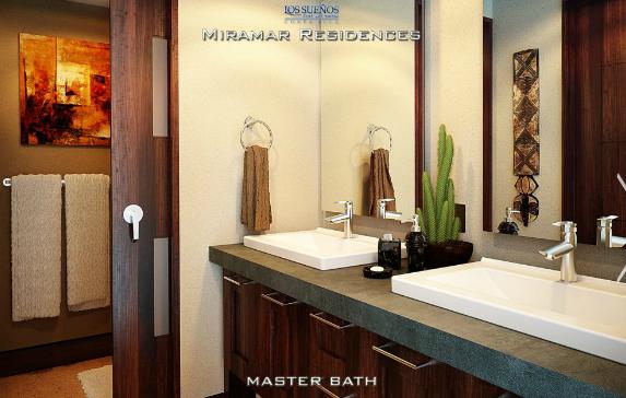 Miramar Los Suenos Costa Rica Bathroom