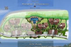 Miramar Los Suenos Costa Rica Site Plan