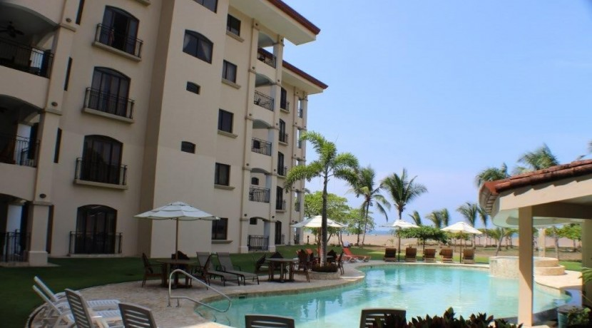 Jaco Beachfront Condo at North Beach