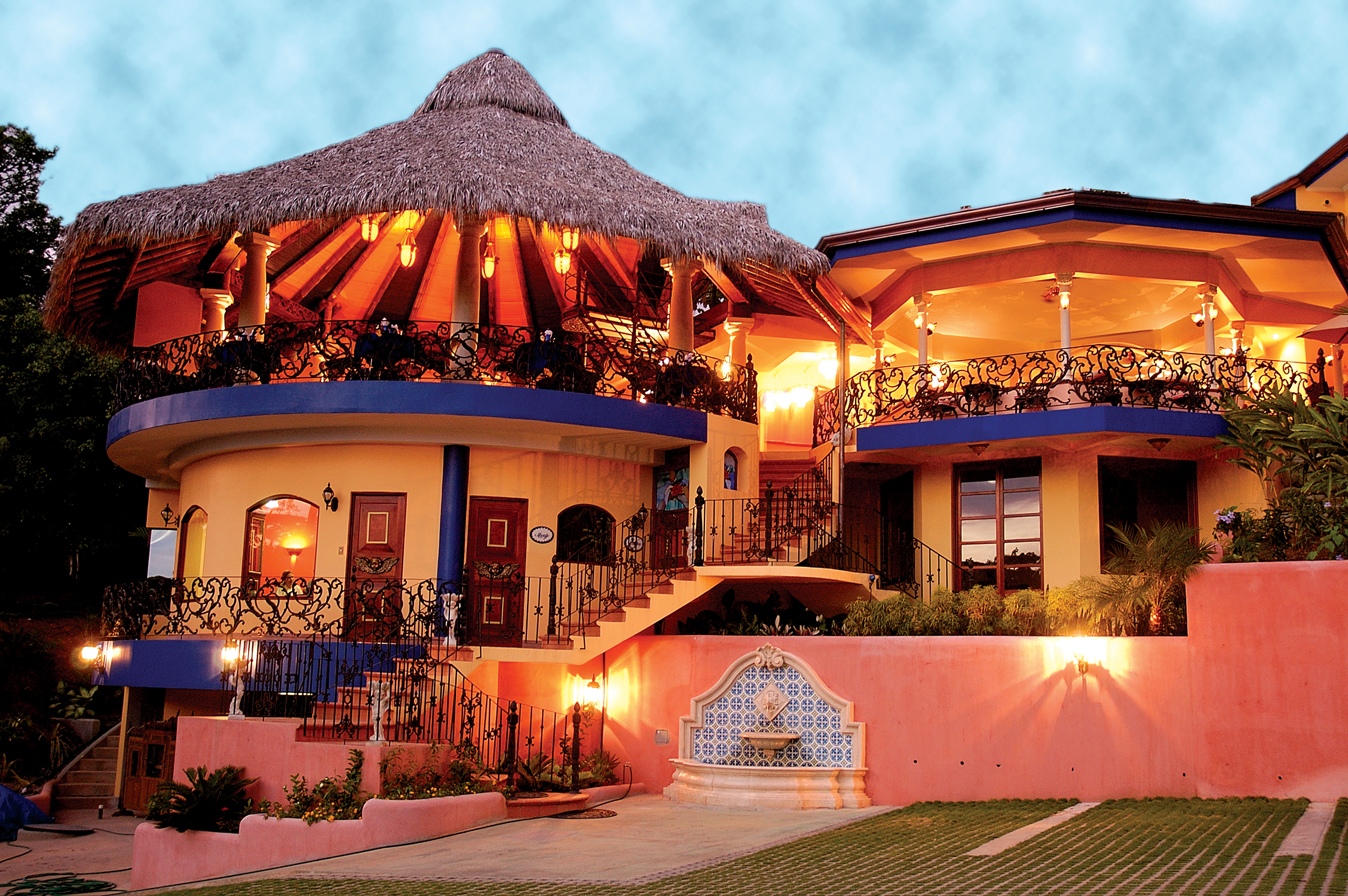 Boutique Dominical Hotel For Sale Palms Intl Costa Rica Real Estate