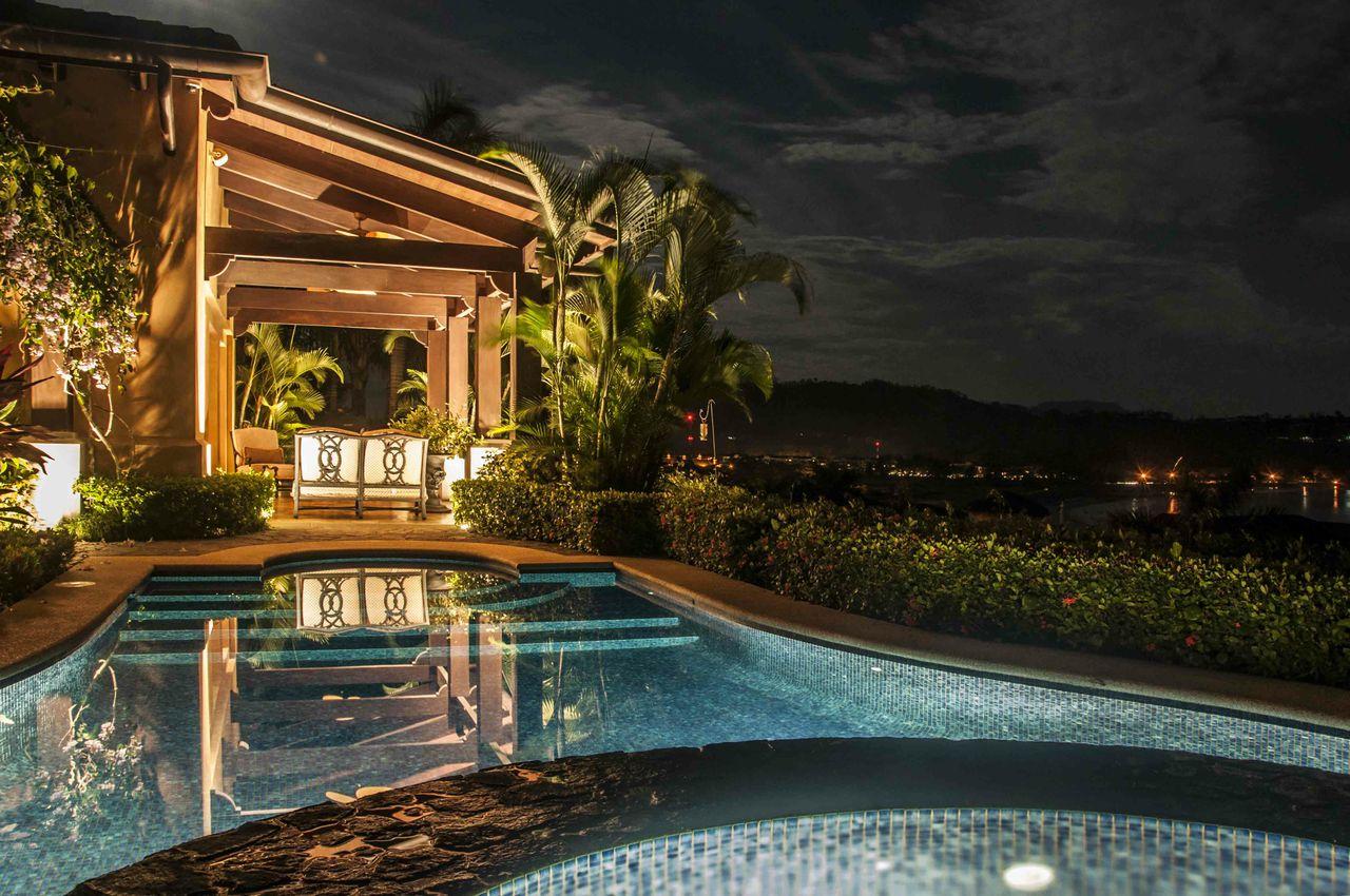 Los sue os malibu villa villa shapiro costa rica real for Luxury villas in costa rica