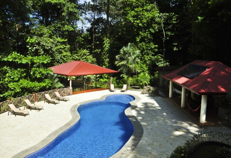 Costa Ballena Rainforest Retreat