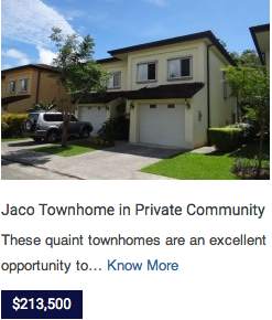 jaco-townhome
