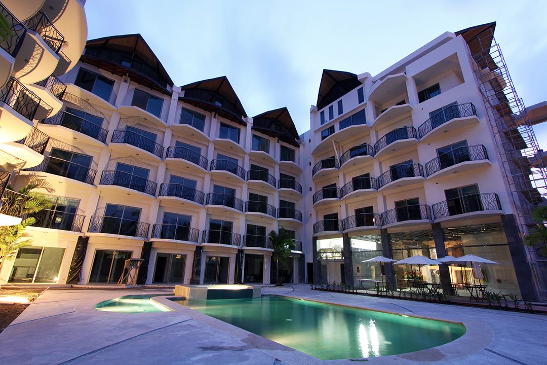 Modern Jaco Condos For Sale-Walking Distance To Restaurants And Bars