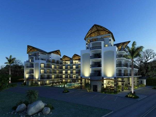Luxury Lofts at Oceano Boutique Hotel & Residences in   Jaco Beach