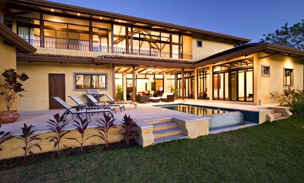 Beautiful Hacienda Style Reserva Conchal Villa in Guanacaste, Costa Rica