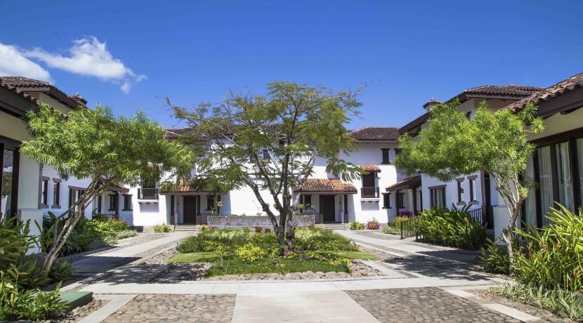 HC courtyard