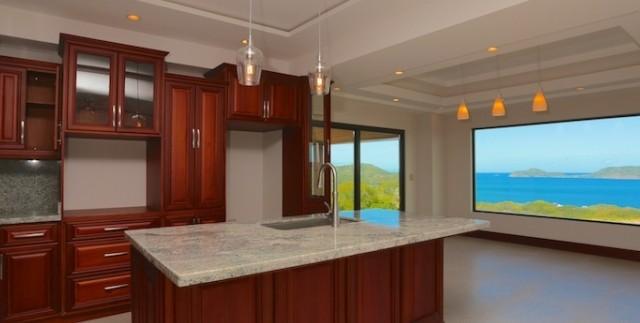 kitchen jaguar village papagayo real estate