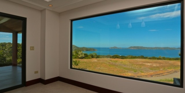 living room view papagayo guanacaste real estate