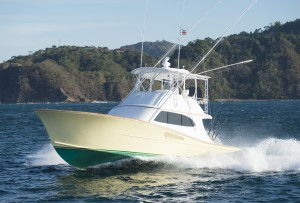 sport fishing charter rates in los suenos
