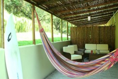 terrace of costa rica hotel for sale