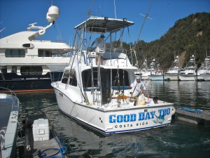 Good Day Sport Fishing Yacht in Los Suenos