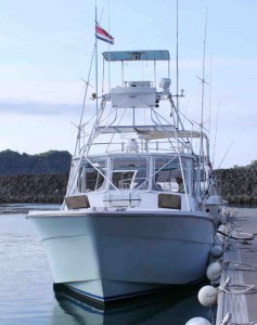 Hoos your Daddy sport fishing charter in los suenos