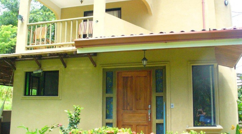 exterior of costa rica hotel for sale