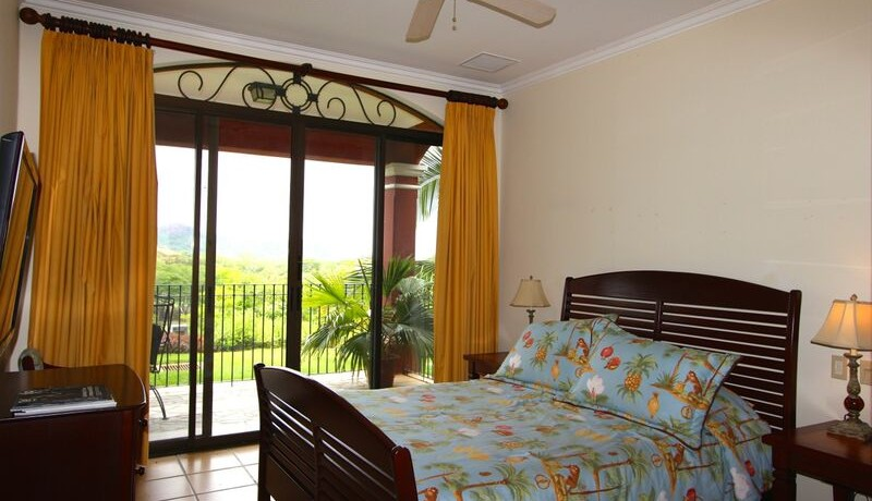 bedroom 2 reserva conchal home for sale