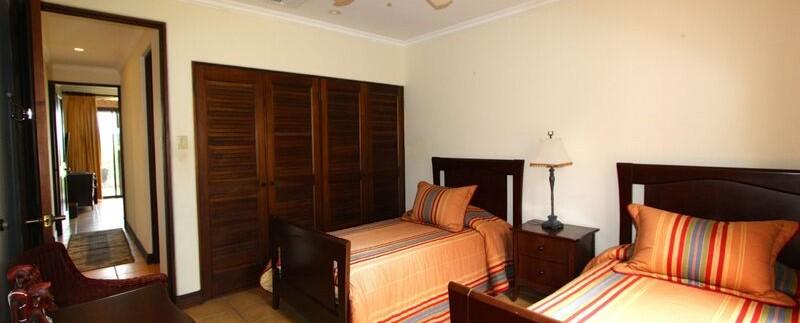 bedroom 3 reserva conchal real estate