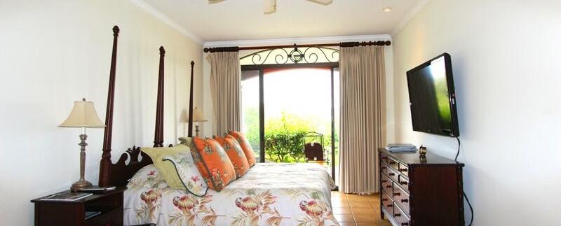 bedroom of guanacaste costa rica real estate