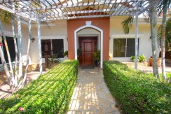 front of altos de flamingo property for sale