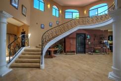 full stairs