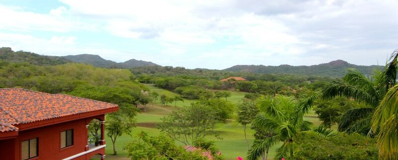 rainforest and mountain view of costa rica condo for sale
