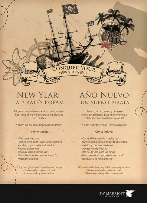 New Year S Eve Events In Costa Rica Costa Rica Real Estate