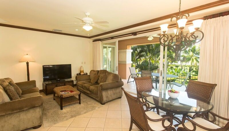 breakfast area at residence for sale in costa rica