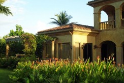 exterior hacienda pinilla real estate for sale