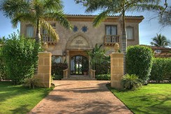 luxury home in hacienda pinilla
