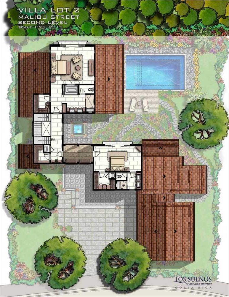 Luxurious Villa in Los Sueños Resort and Marina