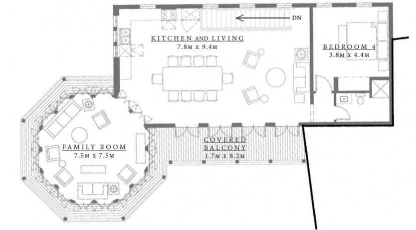 penthouse floorplan 2