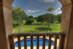 view from hacienda pinilla costa rica real estate